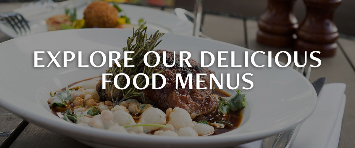 Explore Our Delicious Menus