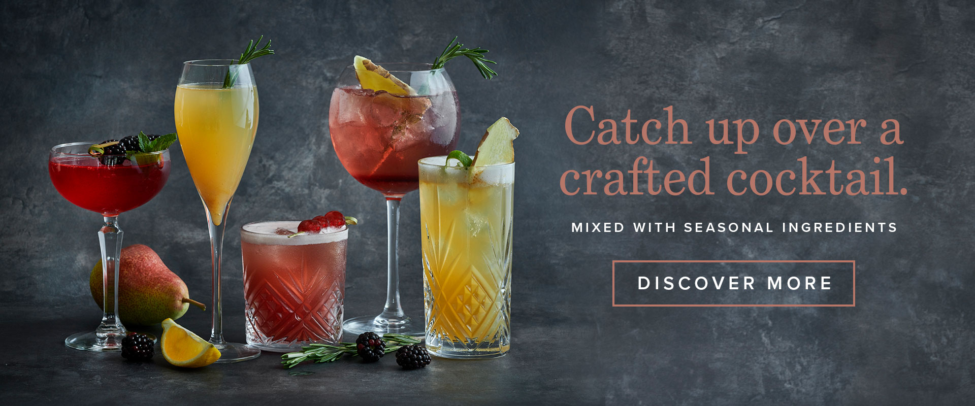 Browns Cocktails