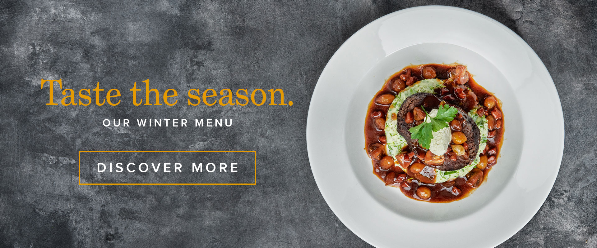 Taste The Season at Browns Liverpool