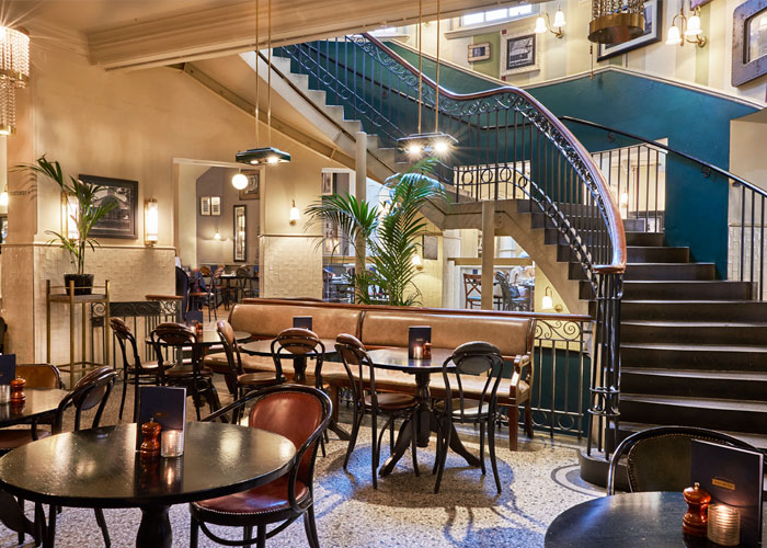 Browns London Restaurant Locations Brasseries Bars