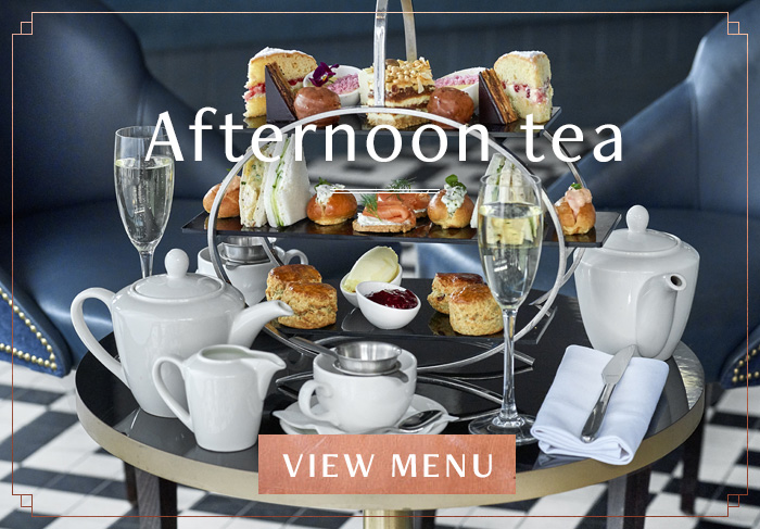 Afternoon Tea at Browns Sheffield