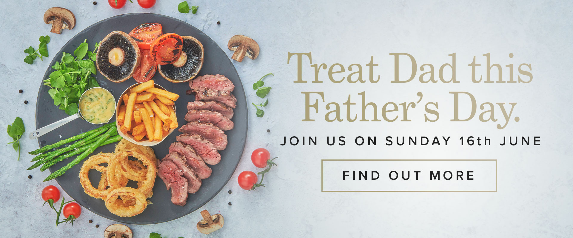 Father's Day at Browns Brighton