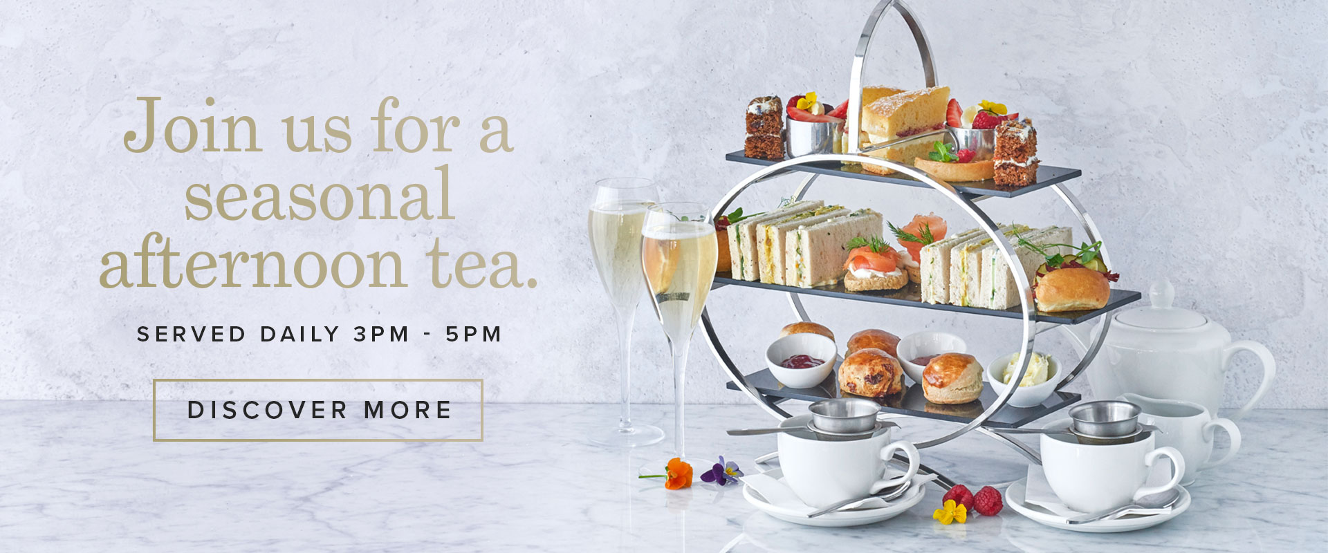 Afternoon Tea at Browns Bluewater