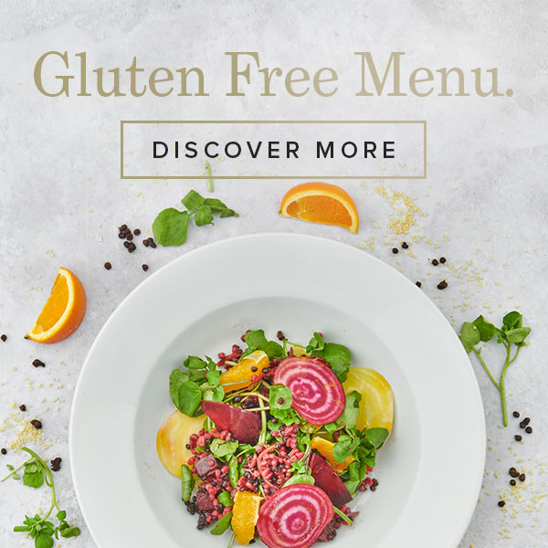 Browns Gluten Free Menu