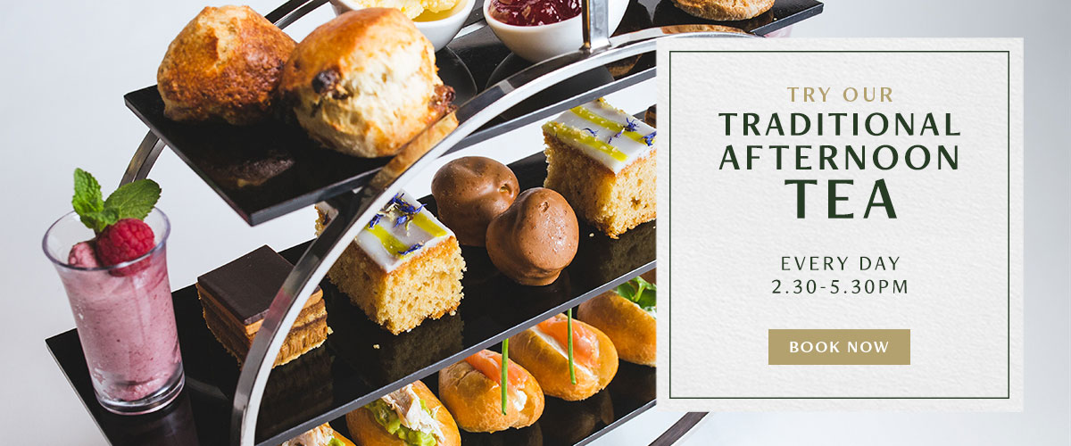 Afternoon Tea at Browns Leeds