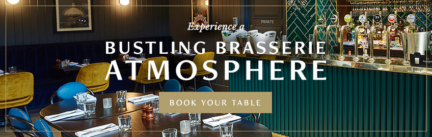 Book your Table at Browns