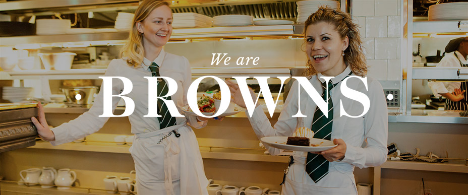 Jobs & Careers at Browns