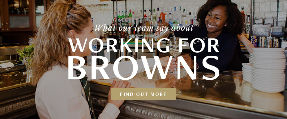 What out teams say about working for Browns