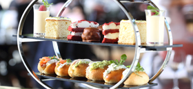 Browns Afternoon tea