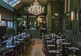 Private dining experiences browns restaurants for Best private dining rooms edinburgh