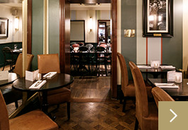 Private rooms at Browns Mayfair