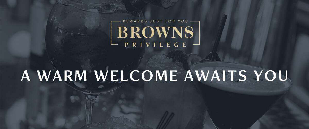 Welcome to Browns Privilege