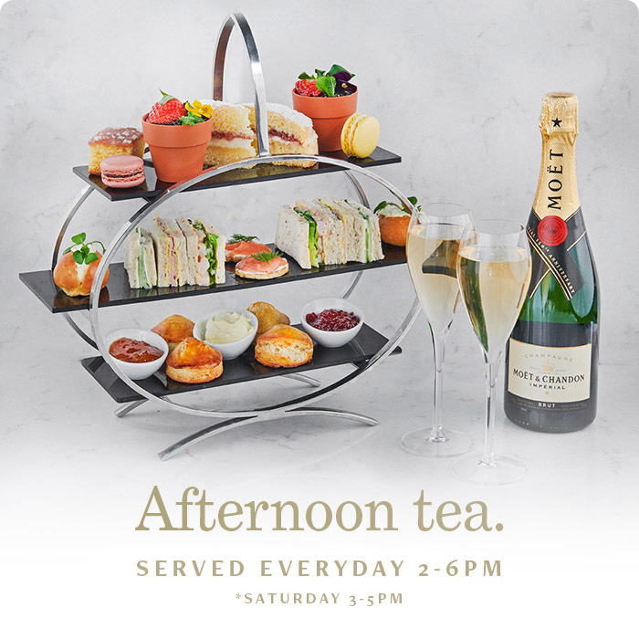 Afternoon Tea at Browns Milton Keynes