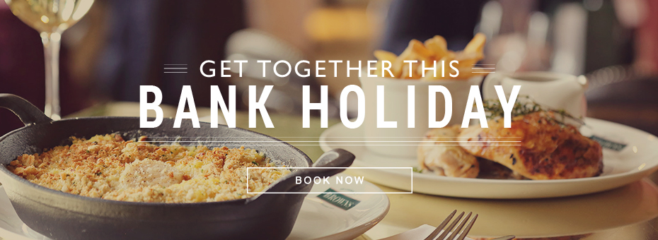 Make this bank holiday extra special