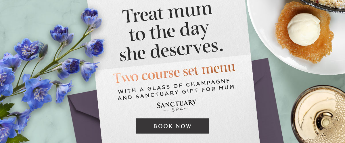 Mother's Day at Browns - Book Now