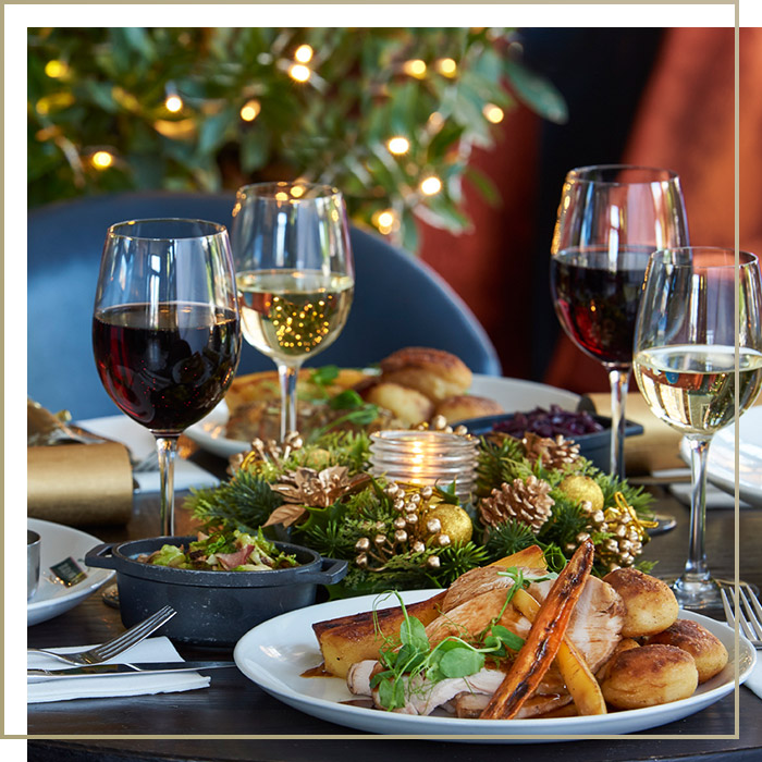 Christmas at Browns Brasserie & Bar
