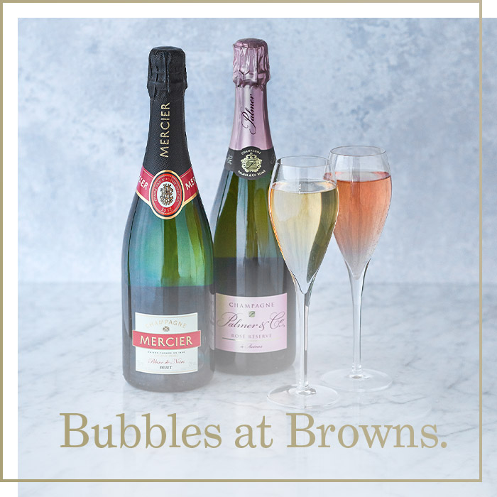 Bubbles at Browns