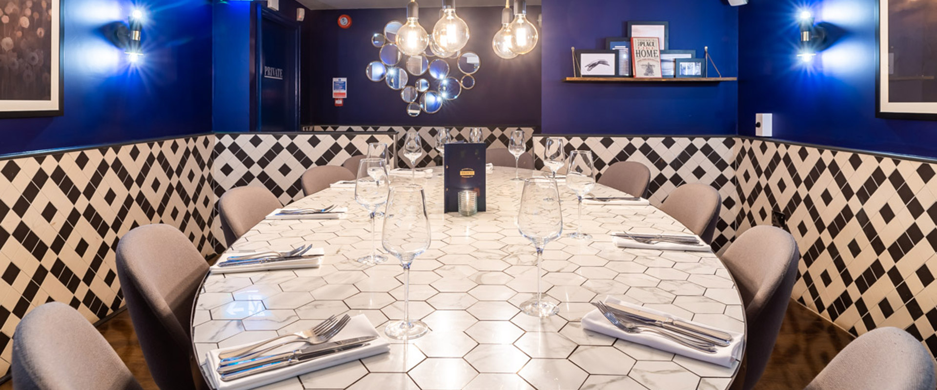 Private Dining and Events at Browns